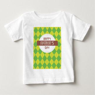 Pai #9 camiseta para bebê