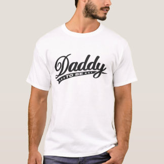 Pai a ser camiseta
