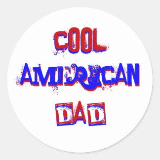 Pai americano legal mim adesivo