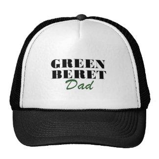 Pai da boina verde boné