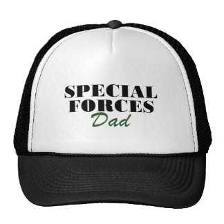 Pai das forças especiais boné