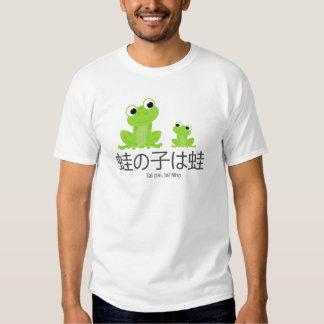 Pai de Tal, filho tal - Tal pai tal filho Camisetas