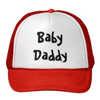 Pai do bebê bonés