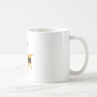 Pai do Labrador do mundo o melhor! Especialmente Caneca De Café