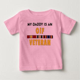 Pai do veterinário de OIF T-shirts