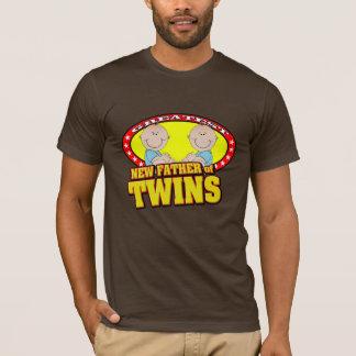 Pai dos gêmeos camiseta