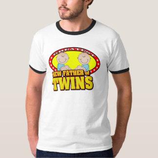 Pai dos gêmeos t-shirt
