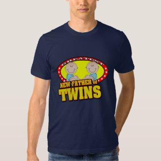 Pai dos gêmeos t-shirts