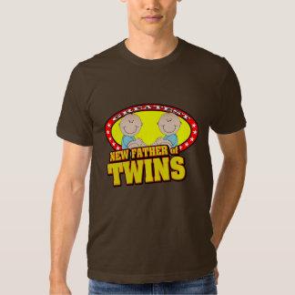 Pai dos gêmeos tshirts
