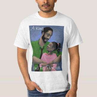 Pai e filha camiseta