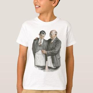 Pai e filho t-shirt