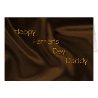pai feliz do dia dos pais cartão