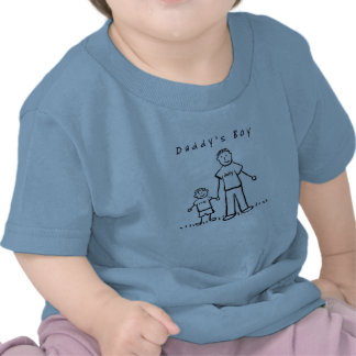 Pai & mim t-shirt (desenho)