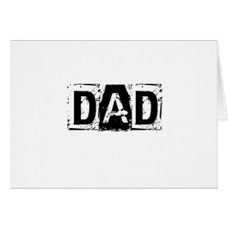 Pai. Presente do dia dos pais Cartões