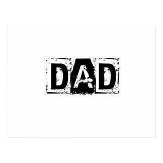 Pai. Presente do dia dos pais Cartão Postal