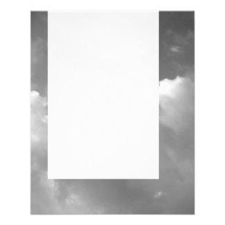 Painel 049 - Céu da noite Modelo De Panfleto