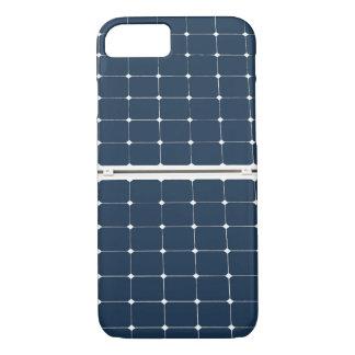 Painel de bateria solar capa iPhone 8/ 7