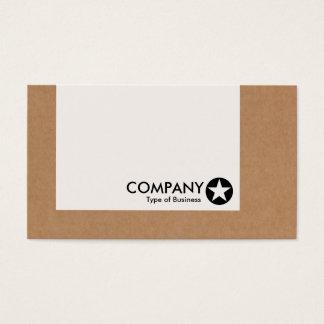 Painel - estrela - caixa de cartão