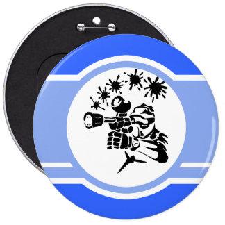 Paintball Azul Botons