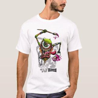 PainterEyes-002, RUSTED-SUBVERSIVA-01 Camiseta