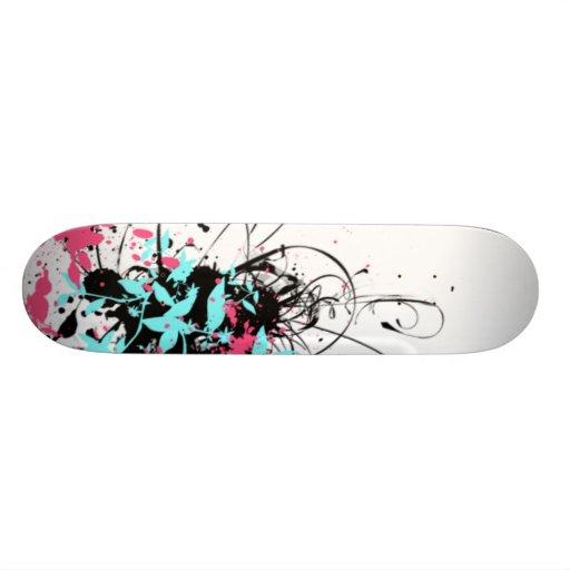paintsplatter skate
