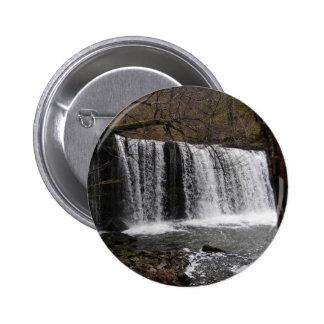 País da cachoeira em wales, balizas de Brecon Botons