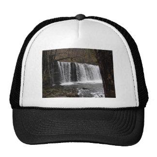 País da cachoeira em wales, balizas de Brecon Bone