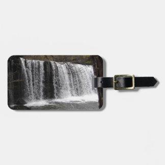País da cachoeira em wales, balizas de Brecon Tags De Mala