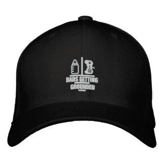 Pais que obtêm o chapéu aterrado do logotipo boné bordado