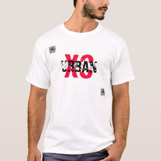País transversal urbano camiseta