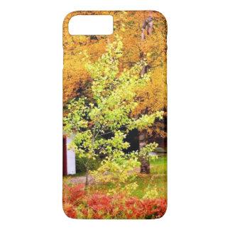 Paisagem 2 do outono capa iPhone 7 plus