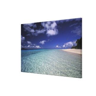 Paisagem da ilha, ilha de Vava'u, Tonga 2 Impressão Em Tela