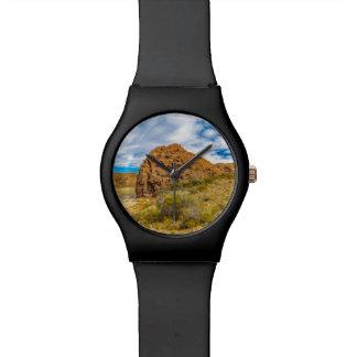 Paisagem Patagonian, Argentina Relógio De Pulso
