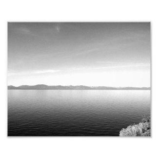 Paisagem preto e branco 10 foto arte