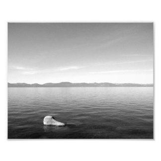 Paisagem preto e branco 11 foto