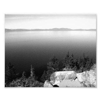 Paisagem preto e branco 15 foto