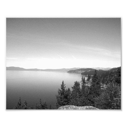 Paisagem preto e branco 16 fotografia