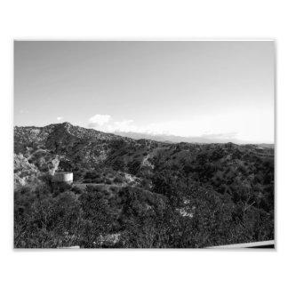 Paisagem preto e branco 21 impressão de fotos