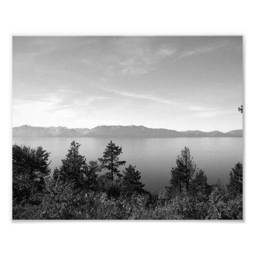 Paisagem preto e branco 9 foto