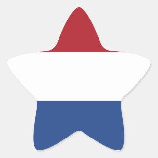 Países Baixos/Holland/bandeira holandesa/holandesa Adesito Estrela
