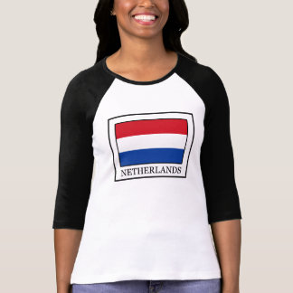 Países Baixos T-shirt