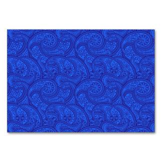 Paisley azul