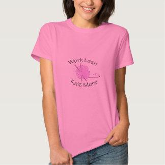 Paixão de confecção de malhas camisetas