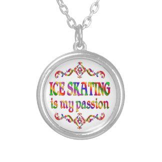 Paixão do patinagem no gelo bijuteria