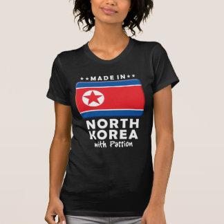 Paixão W da Coreia do Norte Tshirts