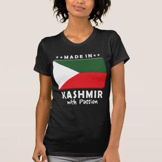 Paixão W de Kashmir T-shirts