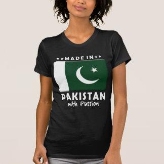 Paixão W de Paquistão Tshirts