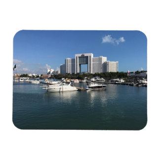 Palácio Cancun de Riu do hotel, ímã da foto de