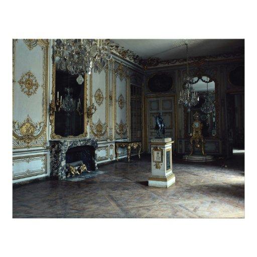 Pal cio de versalhes a sala de estar do pulso de panfleto for Sala de estar palacio