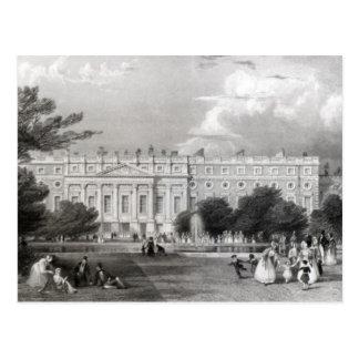 Palácio do Hampton Court Cartão Postal